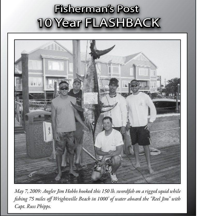May 7, 2009 – Flashback