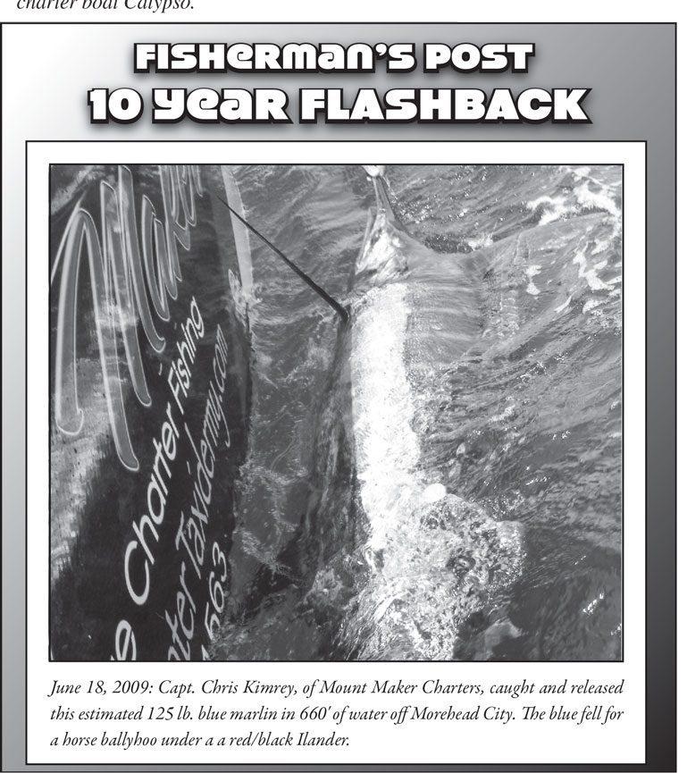 June 18, 2009 – Flashback
