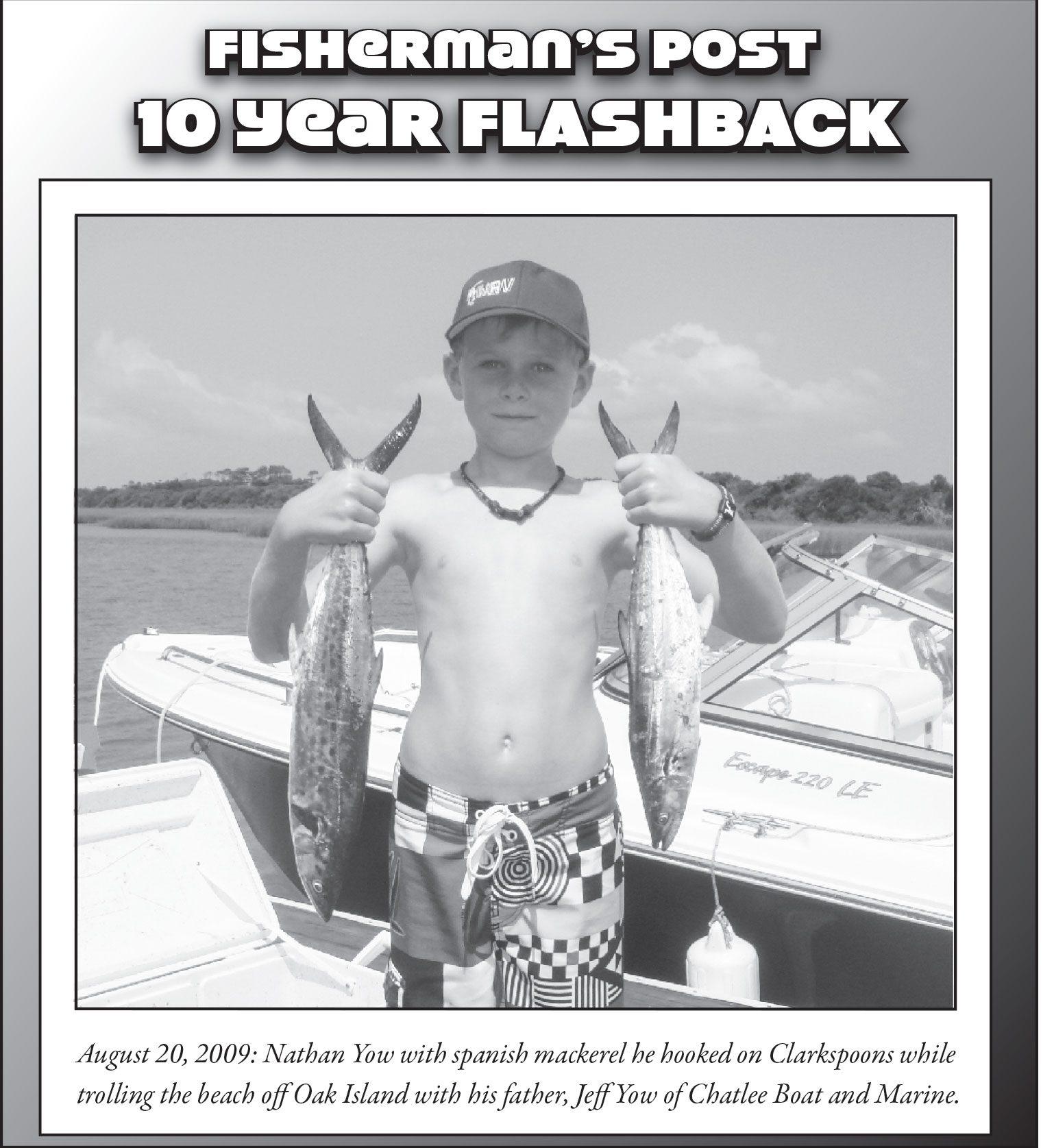 August 20, 2009 – Flashback