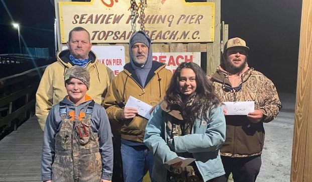 Tournament Report – Seaview Pier Dogfish Tournament